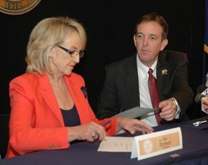 Jan Brewer, Ken Bennett