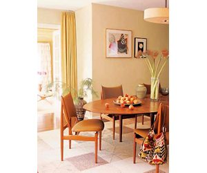 Find your style by painting with back-to-nature neutrals or a mix of bright colors
