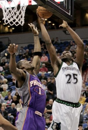 Suns notebook: Timberwolves a pain on the glass