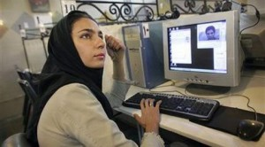 Iran chokes off Internet on eve of student rallies