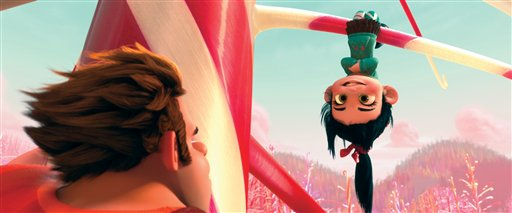 Film Review Wreck-It Ralph