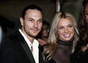Spears, Federline are divorced