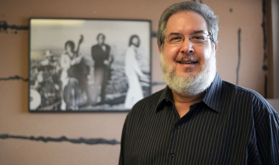 ASU music professor Mike Shellans