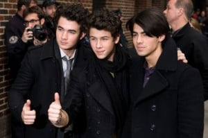 Jonas Brothers stretch musical skills and ticket prices