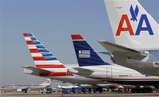 American Airlines-US Airways-Merger