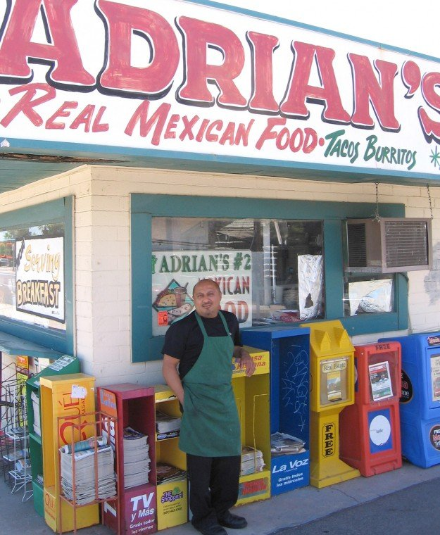 Adrian's No. 2 Mexican Restaurant