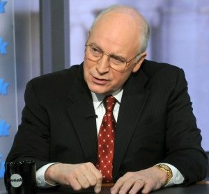 Cheney attacks the wrong culprits