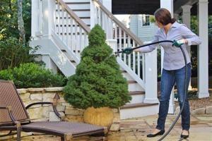 Gardening-Smart Irrigation