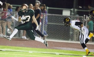 Gilbert Campo Verde opens season with 35-7 win against Goldwater