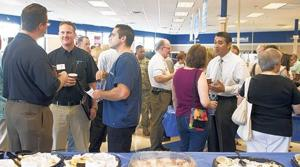In tough times, Chandler businesses network