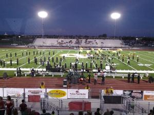 Campo Verde vs. Gilbert football