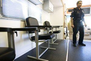 DUI van fulfills fallen officer's dream
