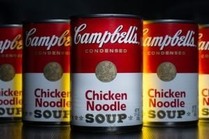 Campbell Soup Broth