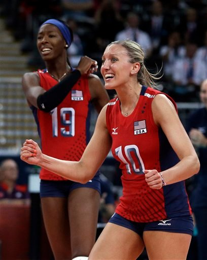 Destinee Hooker, Jordan Larson