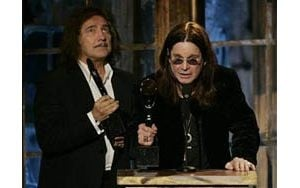 Black Sabbath, Blondie enter rock hall