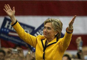 Hillary Clinton downplays Obama endorsements 