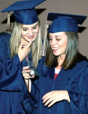 2007 Desert Vista High School list of graduates 