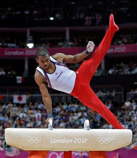 London Olympics Artistic Gymnastics Men