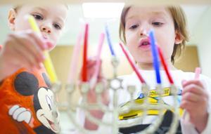 Local Jewish preschool follows Reggio Emilia Approach