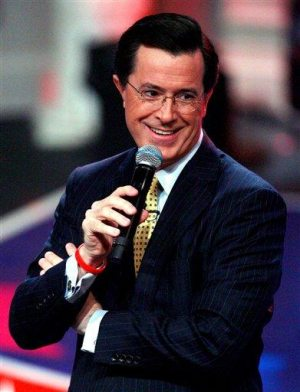 Stephen Colbert to have spider named after him