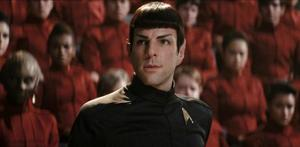 Touching base with Zachary Quinto, the new Spock