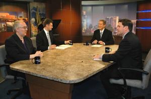 Treasurer debate