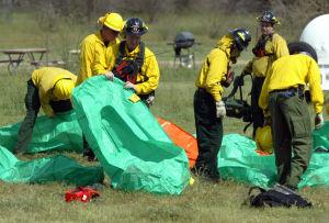 Central Arizona Wildland Response Team