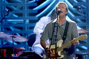 Eric Clapton digs deep into the blues