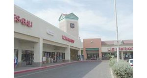 An outlet for bargain-hunters in Casa Grande