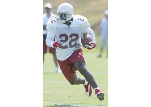 Green names Emmitt Smith starting running back