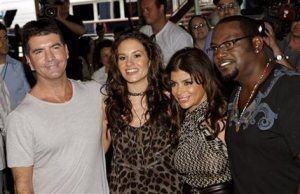 Kara DioGuardi joins 'Idol' judges for NYC tryouts