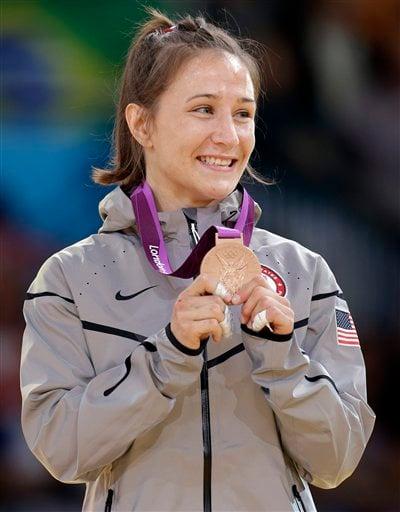 London Olympics Judo Women