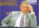 Colangelo forced out as CEO of D-Backs