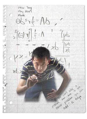 Hesu Yang: Math Scholar