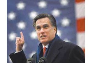 Romney prepares to take on McCain in Arizona