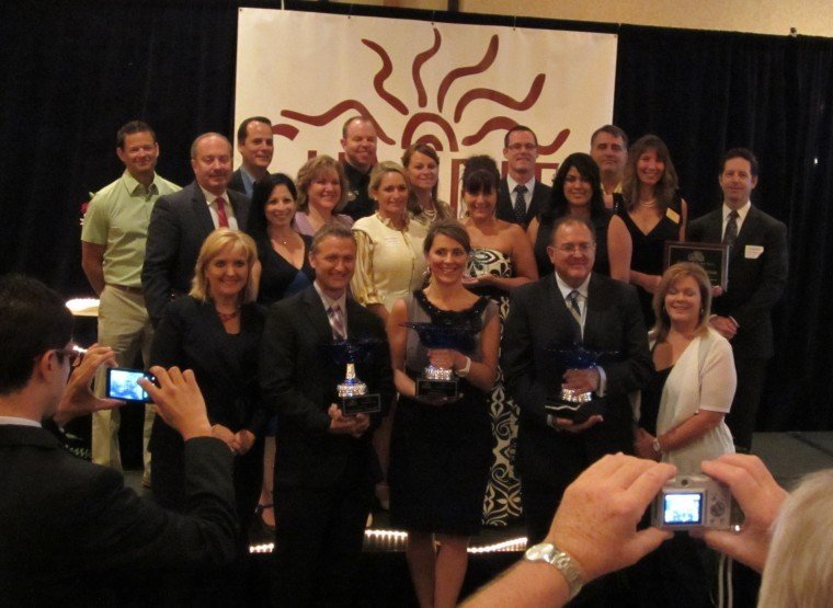 2012 Chandler Chamber of Commerce Awards