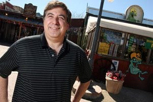 Restaurant founders, landlord fight over Satisfied Frog name rights