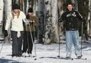 Destination: Banking on snow