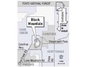 Towns seek Black Mountain control