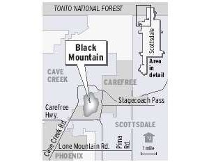 Towns seek Black Mountain control