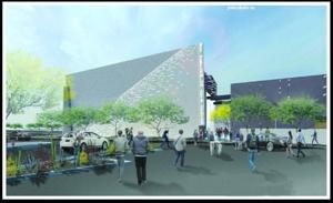 Proposed MCC Arts Center