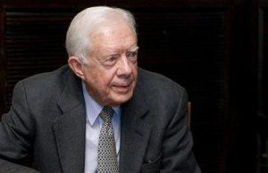 Israeli leaders snub Carter