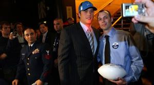 Follow the NFL Draft
