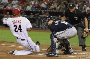 Trouble Brewing for Diamondbacks