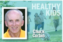 Healthy Kids Chuck Corbin