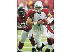 Matt Leinart to get first professional start