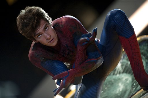 Film Review The Amazing Spider-Man
