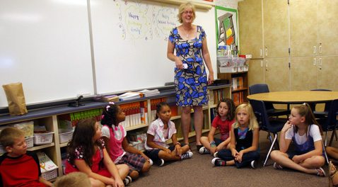 Report: Arizona education spending lags