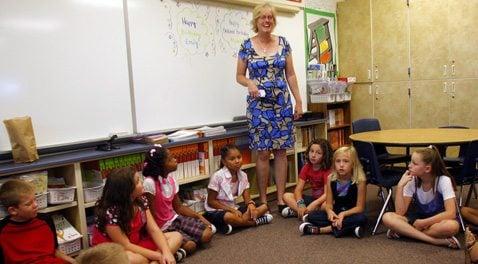 Report: Arizona education spending lags