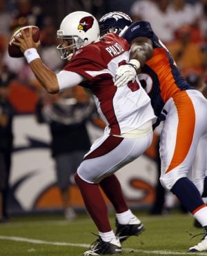 Cards shut out in preseason loss to Broncos